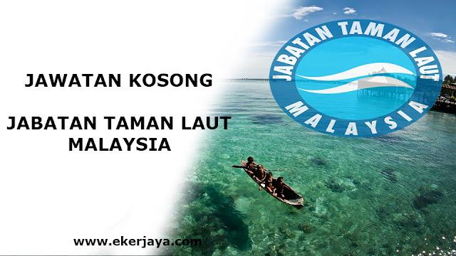 JAWATAN KOSONG TAMAN LAUT MALAYSIA