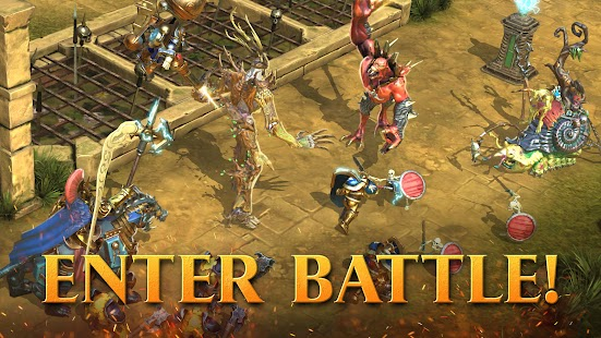 Warhammer Age of Sigmar: Realm War Apk Free on Android Game Download