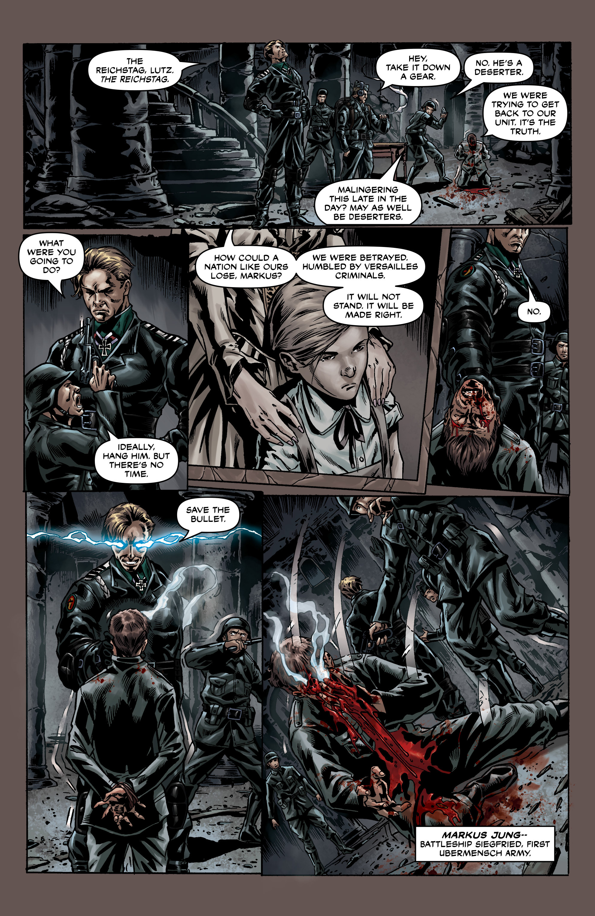 Read online Uber comic -  Issue #0 - 31