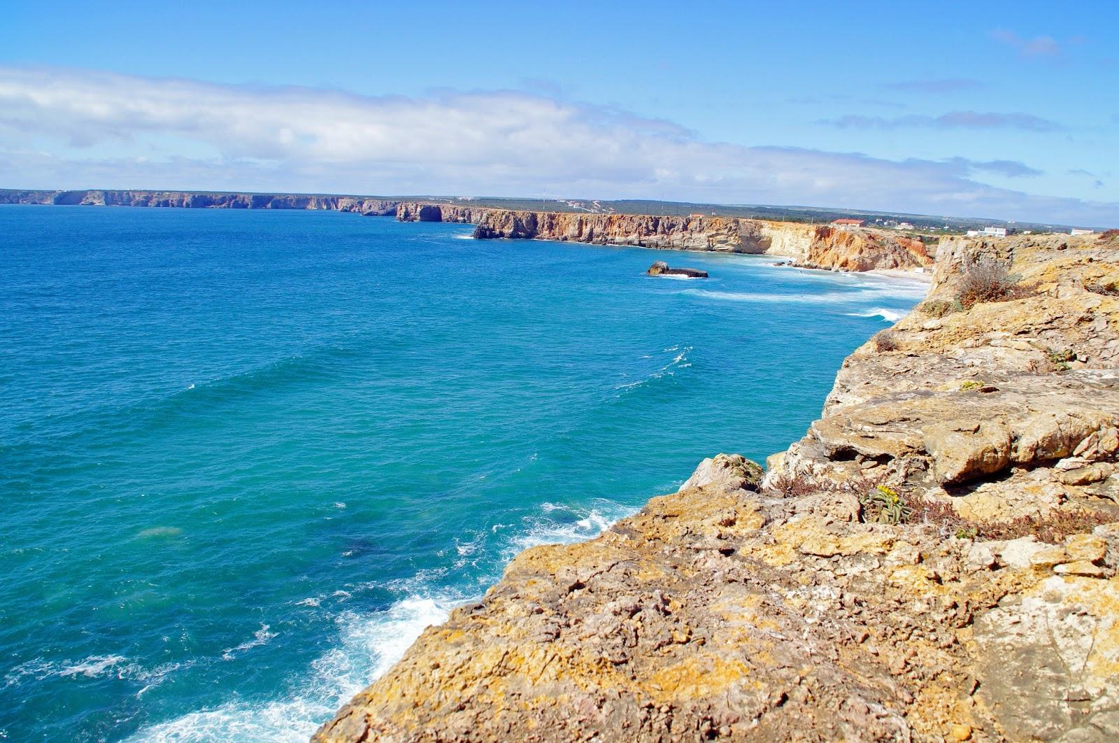 Cabo St Vincent Views
