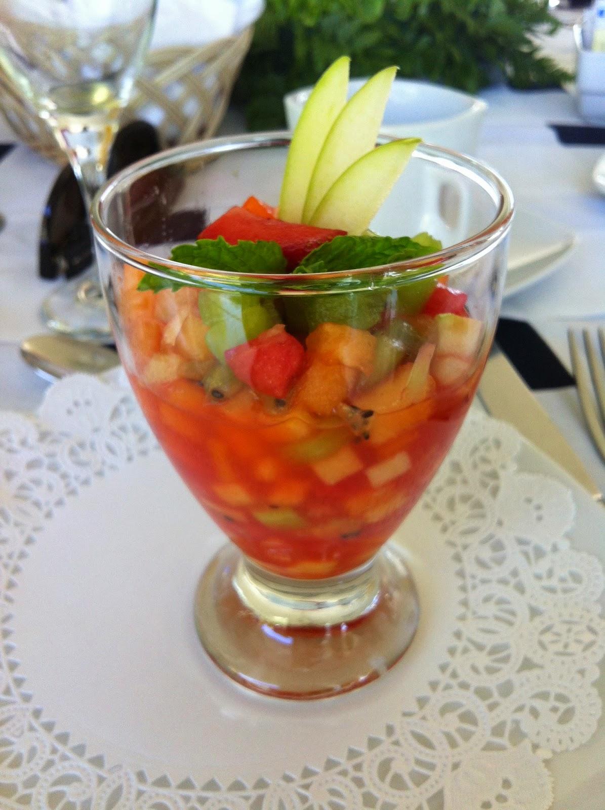 Resep Fresh Fruit Cocktail Super Segar