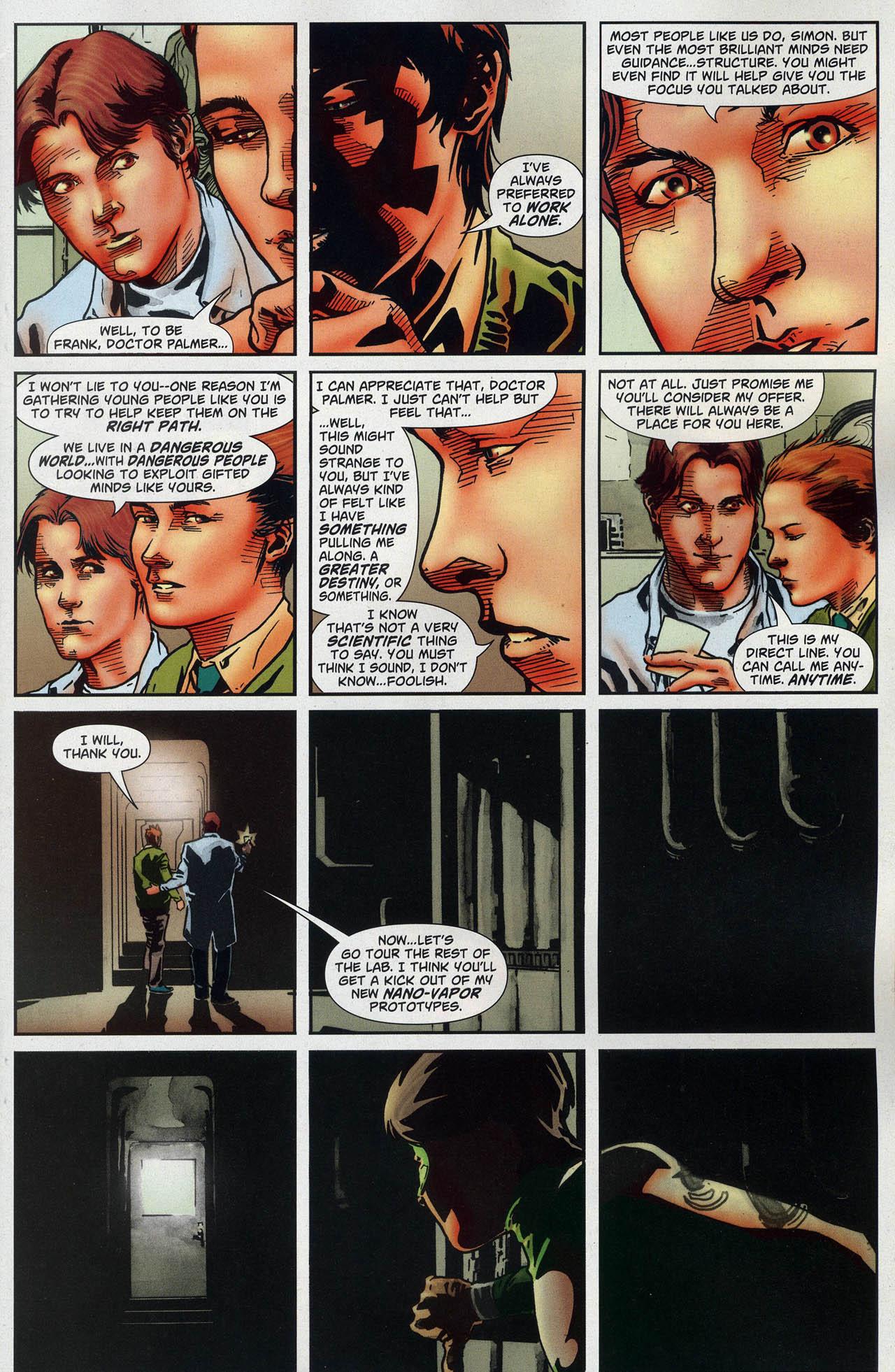 Superboy [I] Issue #6 #6 - English 7