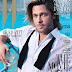 Brad Pitt for W magazine February 2012 - The movie issue