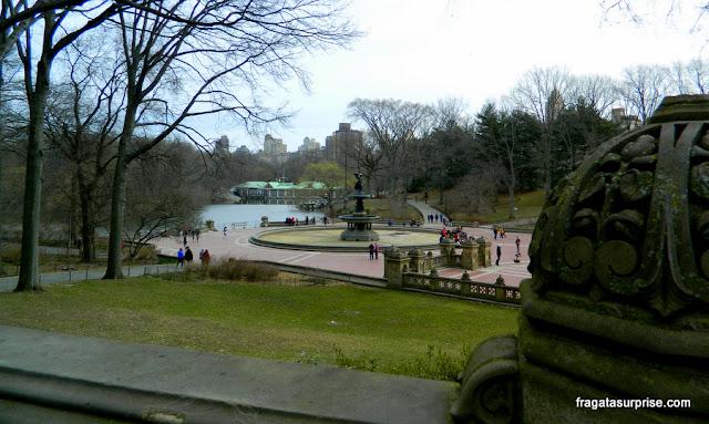 Filmes ambientados em Nova York - Central Park