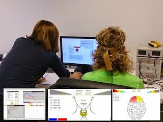 Mit geringerem Gehirn-Aufwand gelöste Aufgaben, zeigen höhere Intelligenz an.