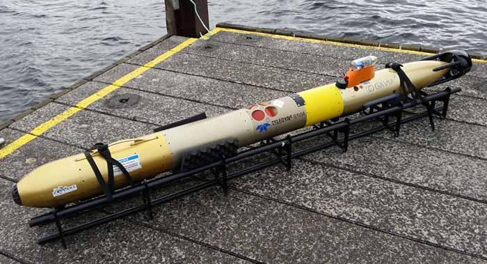Rusia akan Unjuk Teknologi Robot Bawah Air