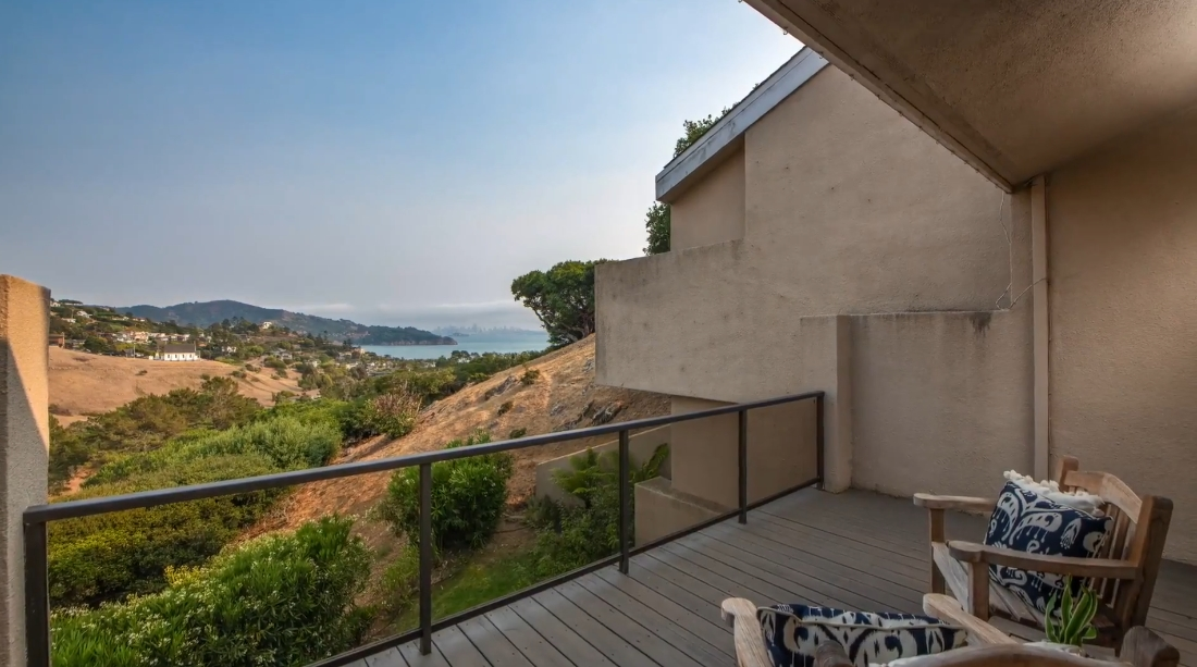 21 Photos vs. 124 Red Hill Cir, Belvedere Tiburon, CA Interior Design Luxury Home Tour