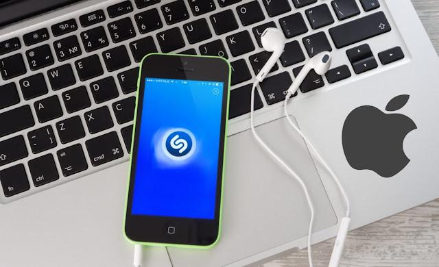 شركة Apple تستحوذ على تطبيق شازام بقيمة 400 مليون دولار!
