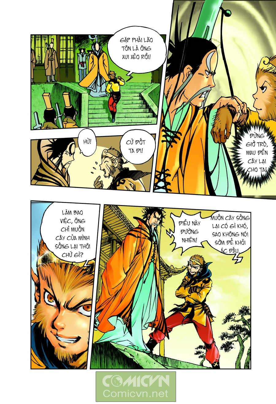 Tây Du Ký màu - Chapter 50 - Pic 19