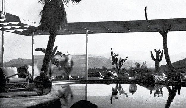 Club de Pensadores Universales La Casa de Raymond Loewy en Palm Springs