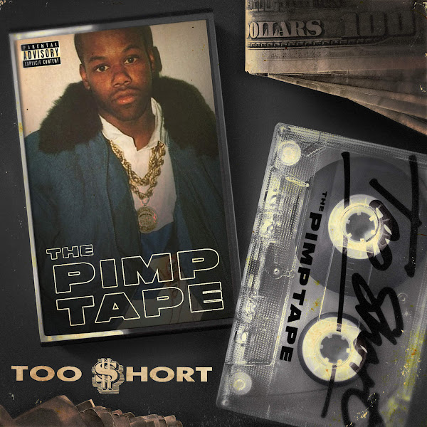 Too $hort - The Pimp Tape Cover