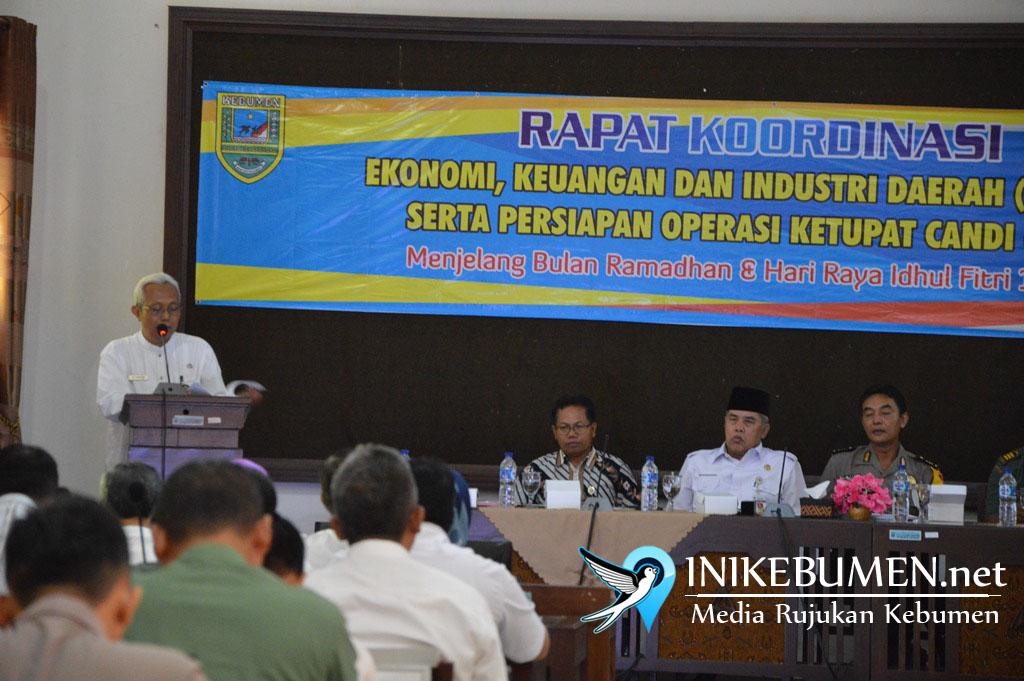 Jelang Ramadan, 279.022 kilometer Jalan di Kebumen Rusak