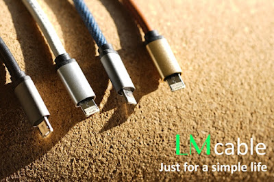 Bukan Kabel Bercabang, Ini Kabel Charger Multifungsi Android iPhone Pertama