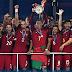 Le Portugal bat la France et remporte l'Euro 2016