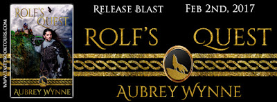 Release Blast & Giveaway:  Rolf's Quest – Aubrey Wynne