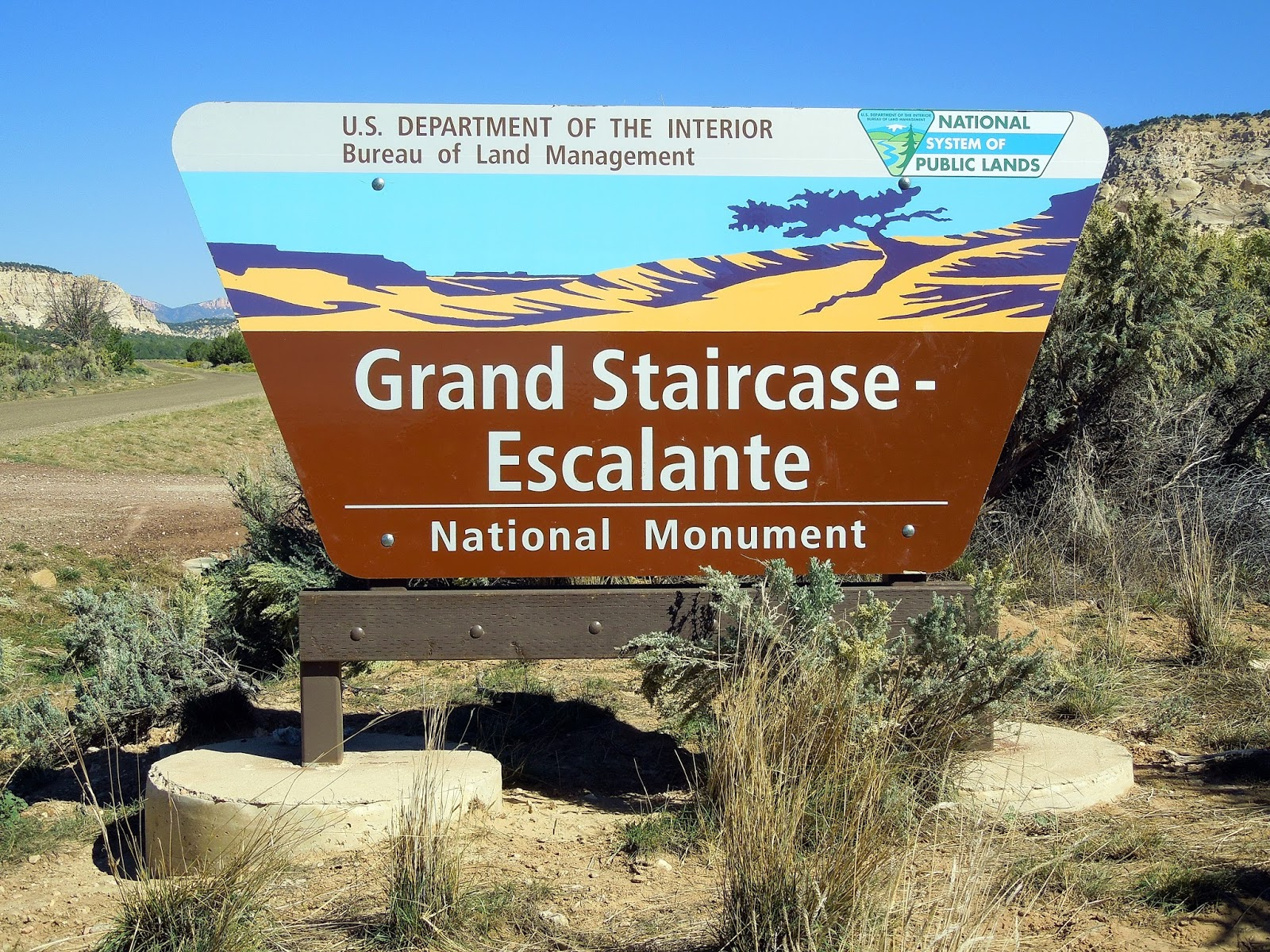 we will explore grand staircase escalante national monument obviously we didn t see all 1 9 million acres of it but the landscape we did see was pretty