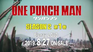 One-Punch Man: 2ª segunda temporada vai ganhar OVA