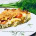 Tortino di Alici, Patate e Mozzarella