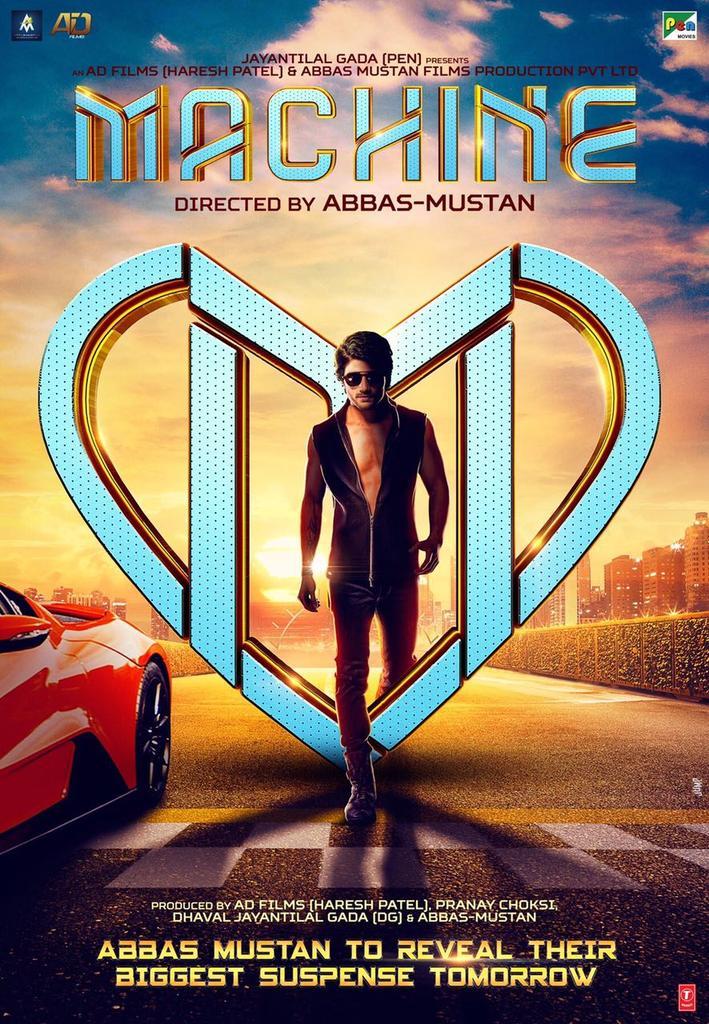 Machine 2017 Full Movie Download