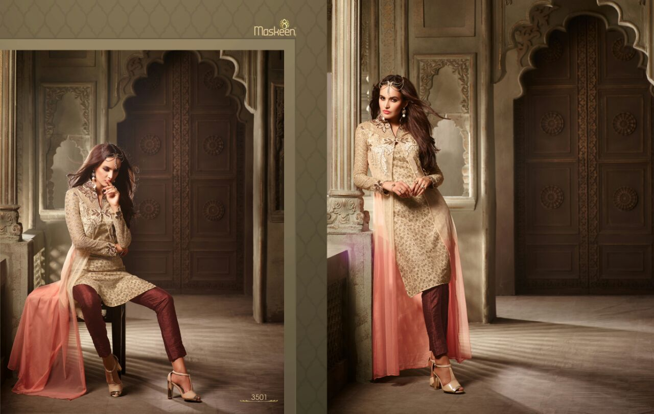 Aster – Different Unique Stylish Designer Salwar Suit