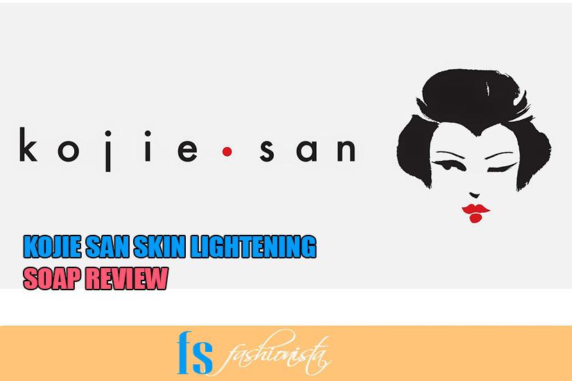 Kojie San Skin Lightening Soap Review