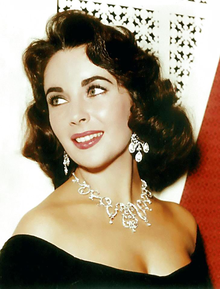 Best Graphic of Elizabeth Taylor Hairstyles | Christopher ... |Eliza Taylor Hair