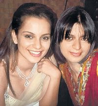 In 2006, Kangana Raut's sister Rangoli was attacked with acid.   A decade later, after the best treatment money can buy, she has managed to put the traumatic incident behind.   In an interview with PinkyVilla the sisters recall the incident and how it scarred them for life.   Rangoli was 23, in college studying microbiology, when a man who obsessed over her, splashed her with acid. She did not even know him.