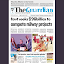NAIJA NEWSPAPERS: TODAY'S THE GUARDIAN NEWSPAPER HEADLINES [20 OCTOBER, 2017].