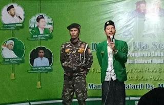 Perkuat Aswaja, MDS Rijalul Ansor Sampang Gelar Dirosah Kader Ula
