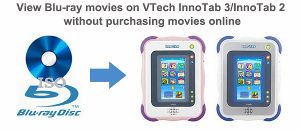 Play Blu-ray on VTech InnoTab 3