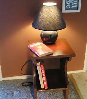 мебель из картона, столик из картона