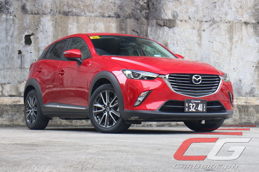 Review: 2017 Mazda CX-3 AWD Activ | Philippine Car News ...