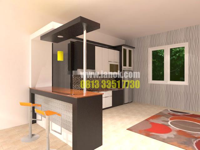 desain kitchen set surabaya,sidoarjo,mojokerto