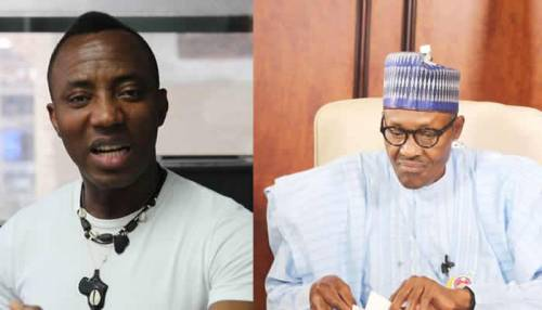 Sowore Vows To Sack Buhari From Aso Rock in 2019