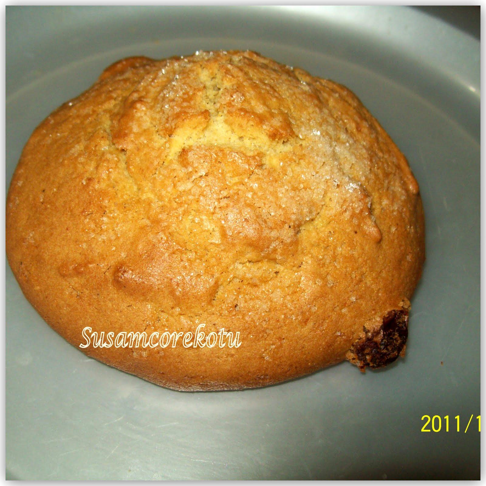 Pastane Usulü Üzümlü Kurabiye Tarifi