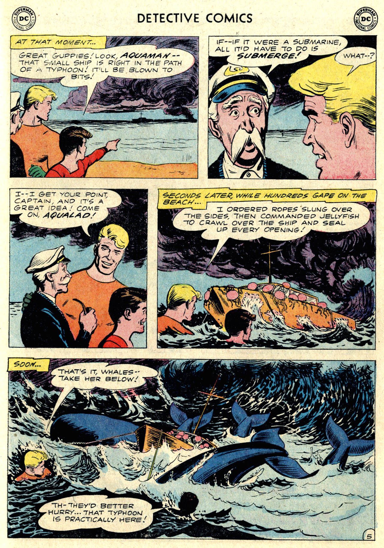 Detective Comics (1937) 299 Page 30