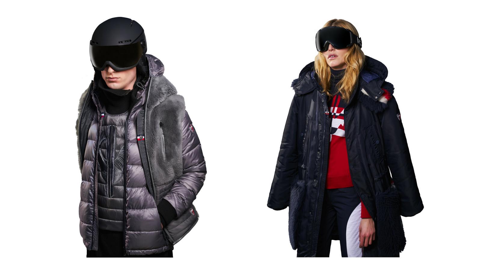 half off ebba2 4a1b7 Rossignol: piumini e moda sci per l'autunno inverno 2017-18 ...