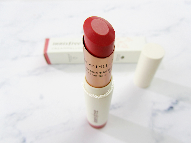 Innisfree, korean cosmetics, cosmetica coreana, Creammellow Lipstick