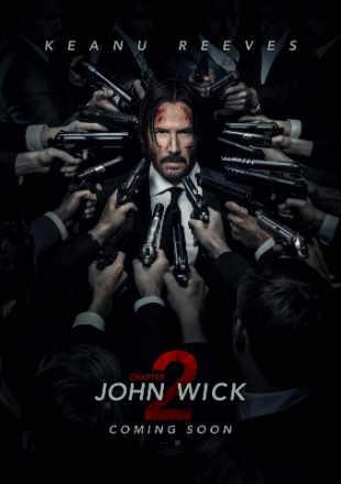 John Wick Chapter 2 2017 Hollywood Dual Audio BRRip 720p