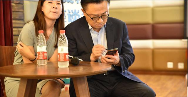 Samsung Galaxy Note 9 Spot News is Legit / Fake ? Big Reveals Mysterious Galaxy Note 9