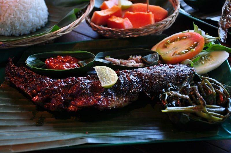Resep Ikan Lele Bakar