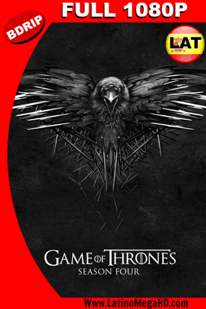 Game Of Thrones Temporada 4 (2014) Latino Full HD BDRIP 1080P ()