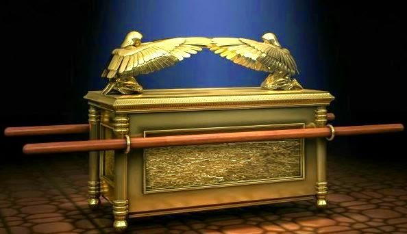 Image result for ark of the covenant found