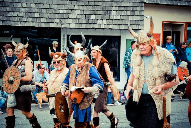 Poulsbo Viking Fest Parade