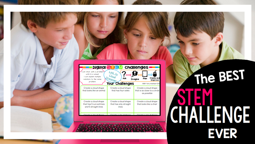 Technology Teaching Resources With Brittany Washburn The Best Stem