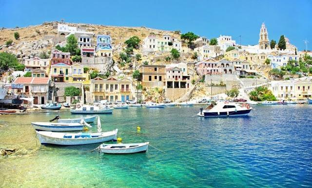 Aluguel de carro na Ilha de Rodes na Grécia