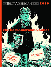 Best American Comics 2010, edited by Neil Gaiman::