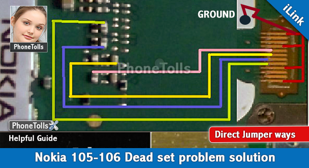 Nokia 105-106 Dead Set Problem Solution