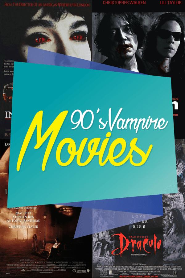 90s vampire movies