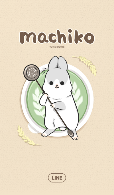 Machiko rabbit(茶店)